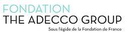 Logo Fondation The  Adecco Group