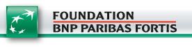 Logo BNP Paribas Fortis Foundation