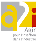 Logo Fonds de dotation A2i / F2i