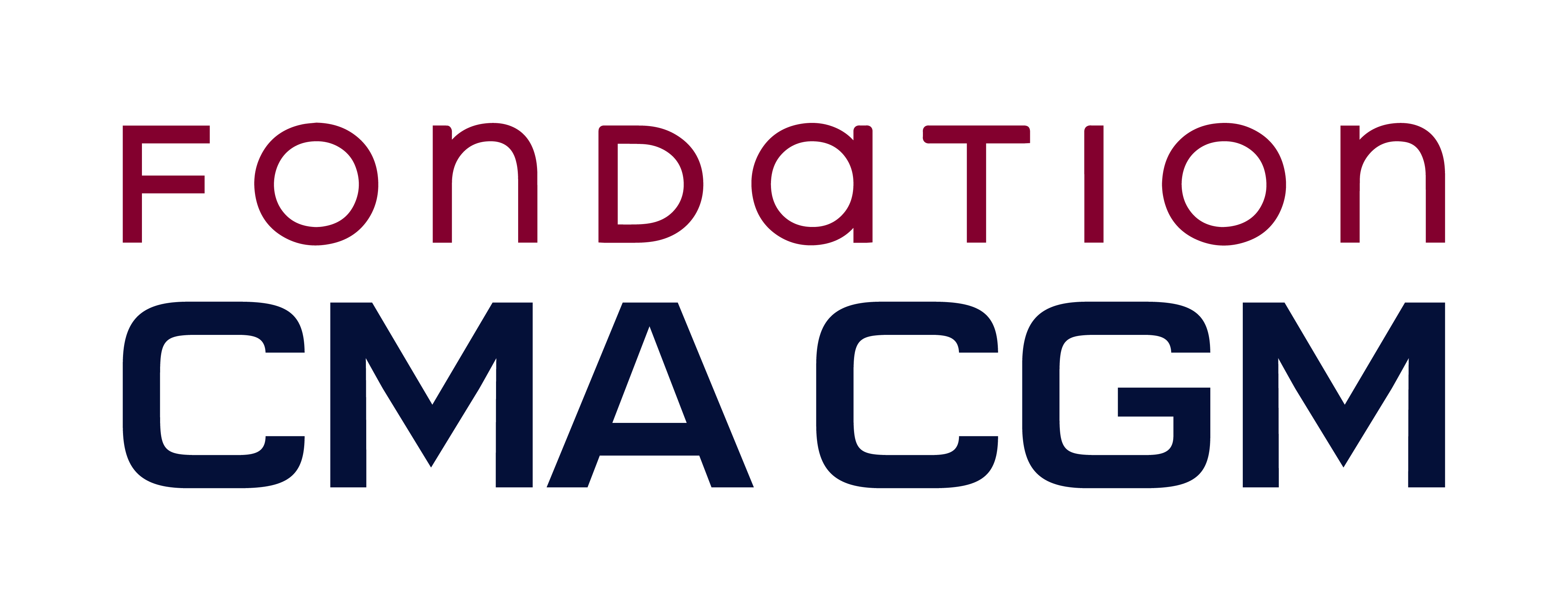 Logo CMA CGM Corporate Foundation