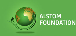 Logo Alstom Corporate Foundation