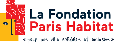 Logo Fondation Paris Habitat